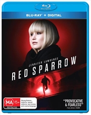 Red Sparrow | Blu-ray