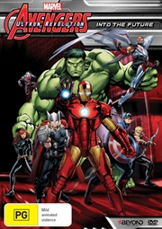 Avengers Assemble - Into The Future | DVD