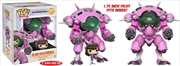 Overwatch - D.Va With MEKA 6"