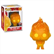 Incredibles 2 - Fire Jack-Jack US Exclusive Pop! Vinyl [RS]