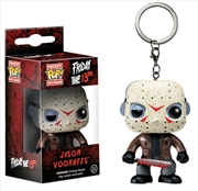 Friday the 13th - Jason Voorhees Pocket Pop! Keychain | Pop Vinyl