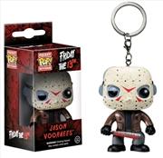 Friday the 13th - Jason Voorhees Pocket Pop! Keychain