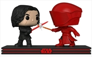 Star Wars - Kylo Ren & Praetorian Guard Movie Moments Pop! Vinyl | Pop Vinyl