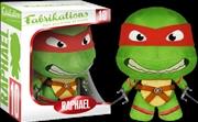 Teenage Mutant Ninja Turtles - Raphael Fabrikations Plush | Toy