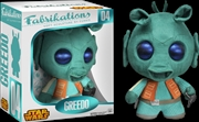 Star Wars - Greedo Fabrikations Plush | Toy