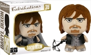 The Walking Dead - Daryl Fabrikations Plush | Toy
