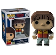Stranger Things - Will (with chase) 8-Bit US Exclusive Pop! Vinyl