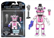 """Five Nights at Freddy's: Sister Location - Funtime Freddy 5"""" Articulated Action Figure"""