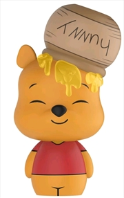 Winnie the Pooh - Pooh with Hunny Bucket US Exclusive Dorbz