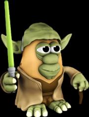 Star Wars - Yoda Mr. Potato Head