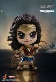 Justice League Movie - Wonder Woman Cosbaby