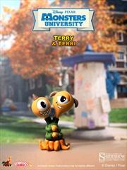 Monsters University - Terry & Terri Cosbaby