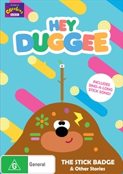 Hey Duggee - The Stick Badge
