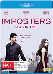 Imposters - Season 1 | Blu-ray