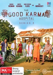 Good Karma Hospital - Season 2, The