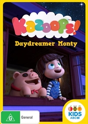 Kazoops - Daydreamer Monty | DVD