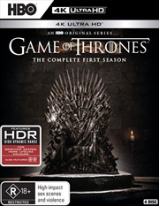 Game Of Thrones - Season 1 | UHD | UHD