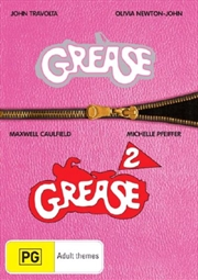 Grease  / Grease 02  Box Set