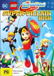 DC Super Hero Girls - Super-Villain High | DVD