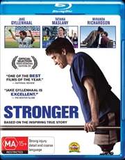 Stronger | Blu-ray