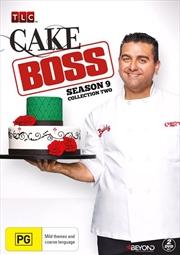 Cake Boss - Season 9 - Collection 2
