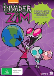 Invader Zim - Collector's Set | Series Collection | DVD