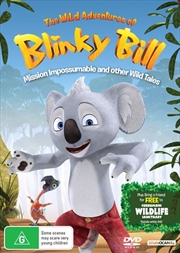Wild Adventures Of Blinky Bill - Mission Impossumable And Other Wild Tales, The
