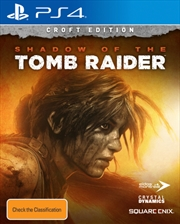 Shadow Of The Tomb Raider Crof