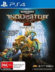 Warhammer 40000 Inquisitor Mar