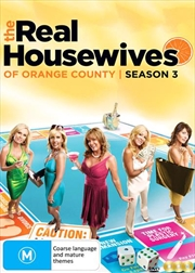Real Housewives Of Orange County - Season 3, The