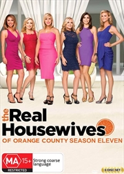 Real Housewives Of Orange County - Season 11, The | DVD