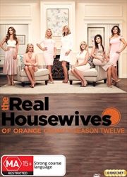Real Housewives Of Orange County - Season 12, The | DVD