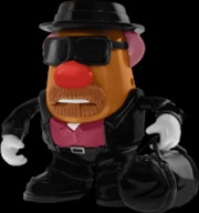 Heisenberg Mr Potato Head | Merchandise