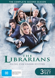 Librarians Season 2, The | DVD