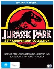 Jurassic Park / Jurassic Park - The Lost World / Jurassic Park 3 / Jurassic World - Anniversary Gift