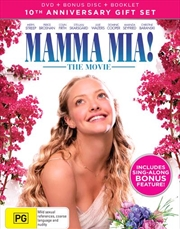 Mamma Mia! - 10th Anniversary Edition | Special Packaging - Bonus Disc (BONUS DOUBLE PASS)