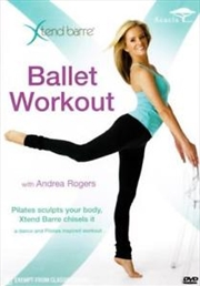 X-Tend Barre Ballet Workout - Edition 4 | DVD