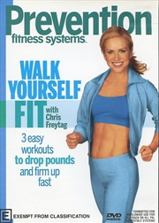 Walk Yourself Fit - Prevention Fitness | DVD