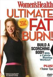 Ultimate Fat Burn - Women's Health   DVD