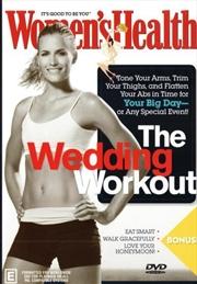 Wedding Workout - Women's Health   DVD