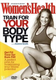 Train For Your Body Type - Women's Health | DVD