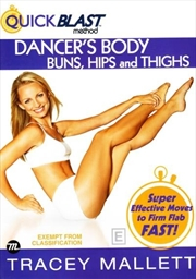 Tracey Mallet - Dancer's Body | DVD