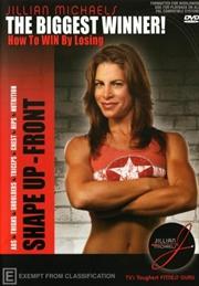 The Biggest Winner - Shape Up, Front | DVD