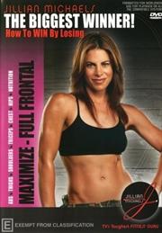 The Biggest Winner - Maximise Full Frontal | DVD