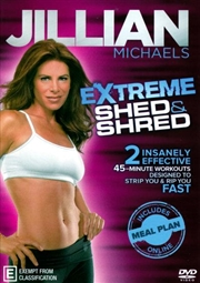 Extreme Shed And Shred | DVD