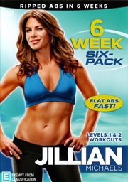 Six Week Six Pack | DVD