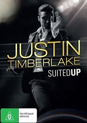 Suited Up | DVD