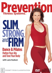 Slim Strong And Firm - Prevention   DVD