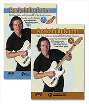 Rockabilly Guitar | DVD