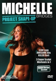 Project Shape Up | DVD